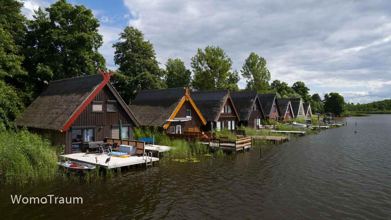 Häuser in der Nähe von Mirow