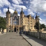 Schwerin, das Schweriner Schloss