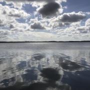 Am Schweriner See in Mecklenburg-Vorpommern
