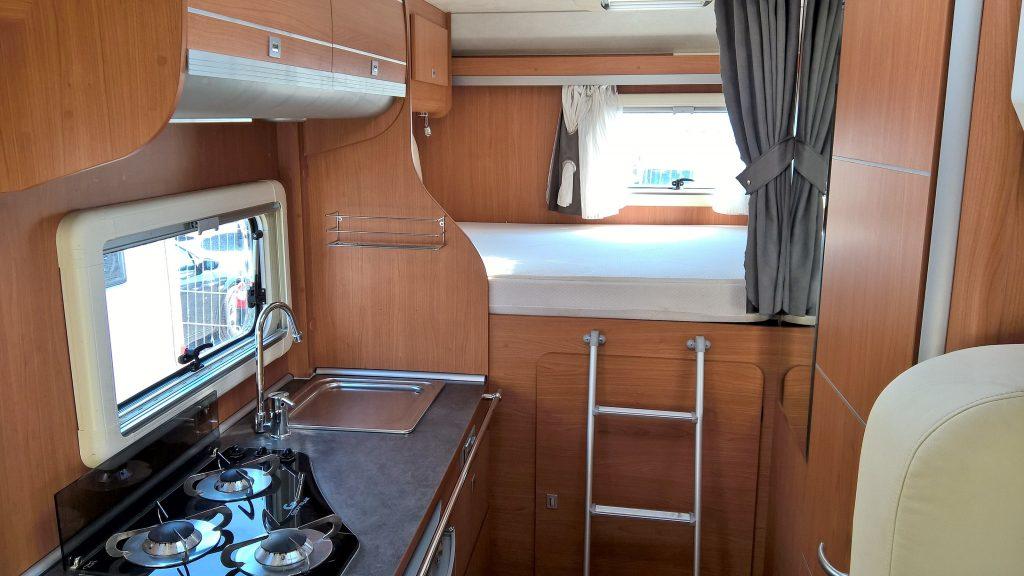 Unser erstes Wohnmobil. Ein Giottiline Therry T 31