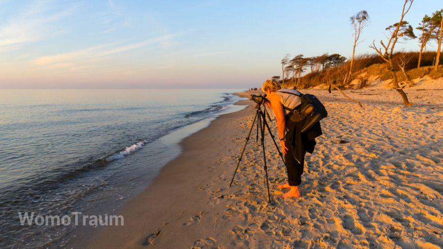 Chris und Sylvia WomoTraum. Mit der Kamera unterwegs an der Ostsee