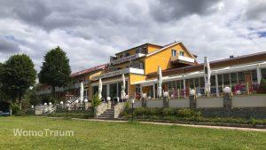 Das Strandhotel in Mirow