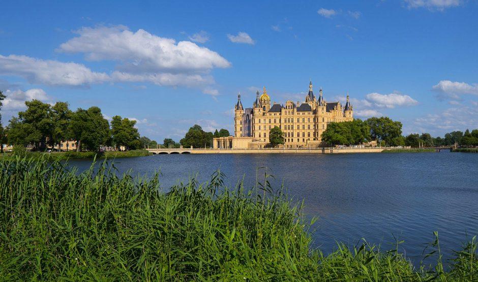 Schwerin und das Schweriner Schloss