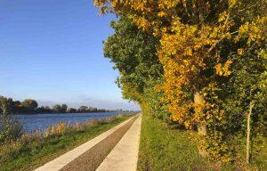 Nord-Ostsee-Kanal bei Rendsburg