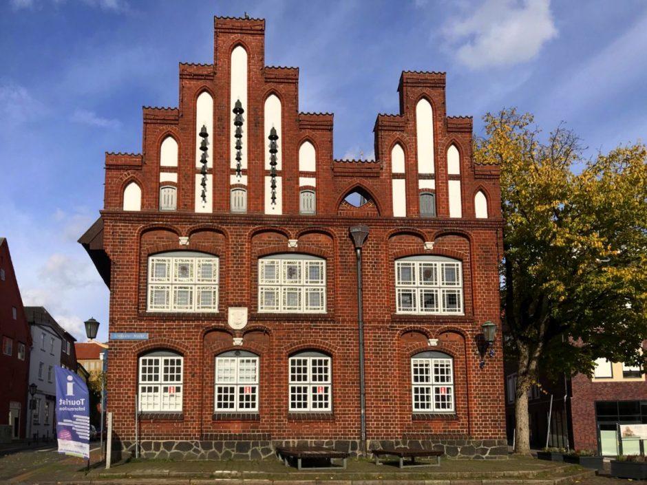 Rathaus der Altstadt Rendsburg