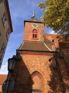 Altstadt Rendsburg - St. Marien Kirche